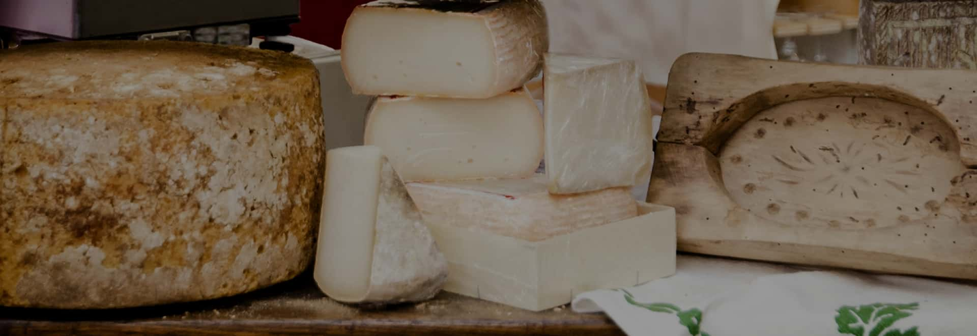 Sherpa supermarché fond fromages